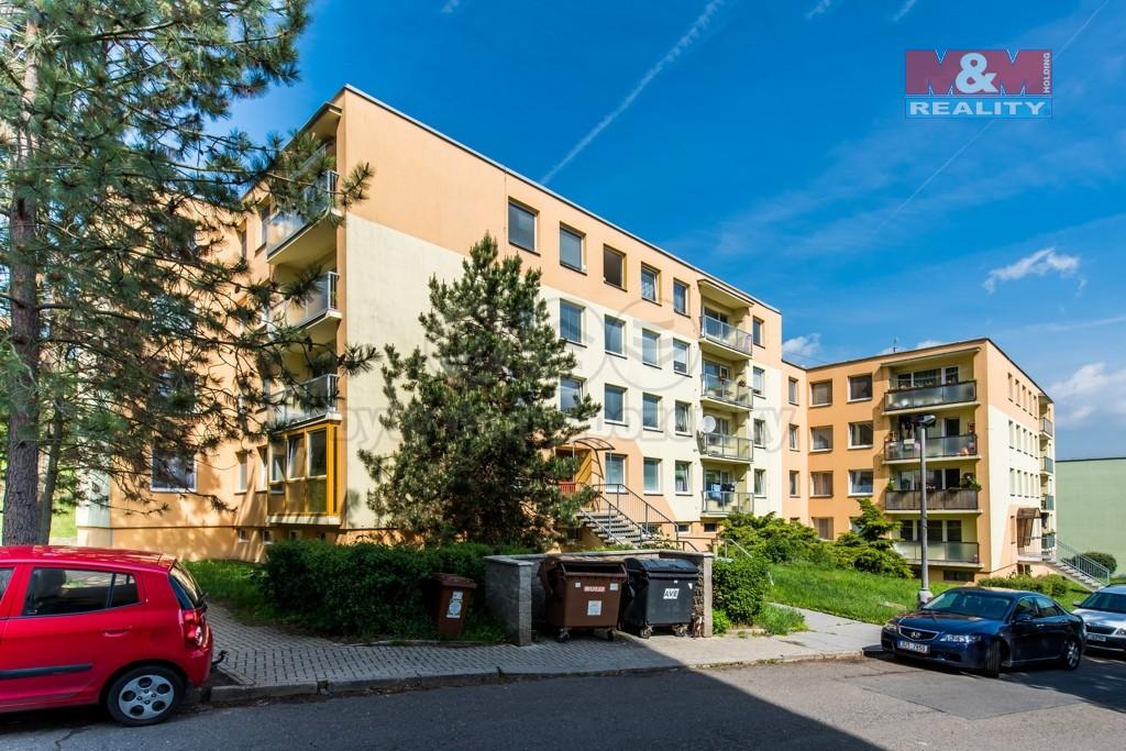 Prodej, byt 4+1, 80 m2, OV, Ústí nad Labem - Všebořice