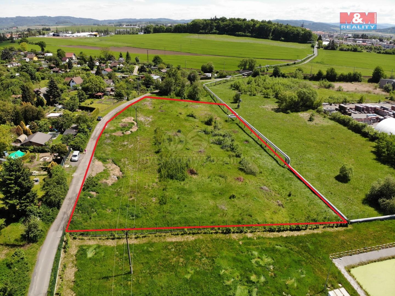 Prodej, stavení pozemek, 7652 m2, Klatovy