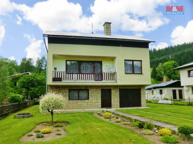 Prodej, rodinný dům 7+2, Velké Karlovice