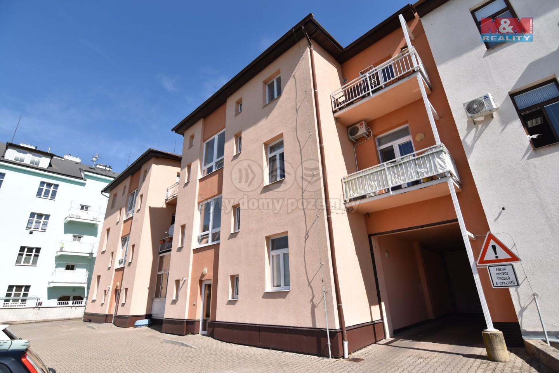Pronájem, byt 2+kk, 67 m2, Hradec Králové, ul. Pavla Hanuše
