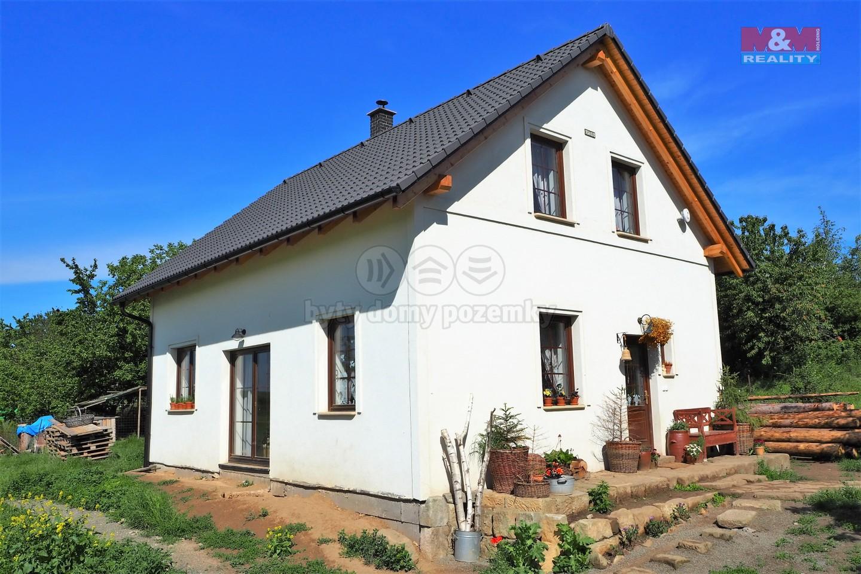 Prodej, rodinný dům 4+kk, Chrudim - Topol