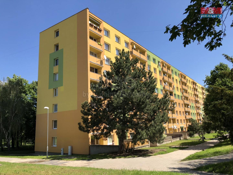 Prodej, byt 1+1, 35 m2, OV, Bílina, ul. Sídliště Za Chlumem
