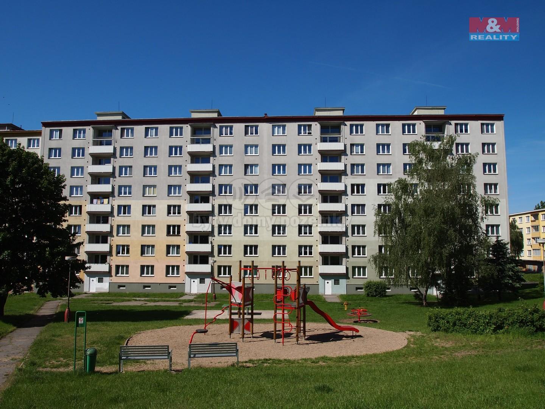 Prodej, byt 1+1, 36 m2 Klášterec nad Ohří, ul. Pionýrů