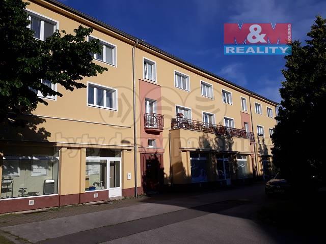Pronájem, byt 3+1, 78 m2, Pardubice - Dukla
