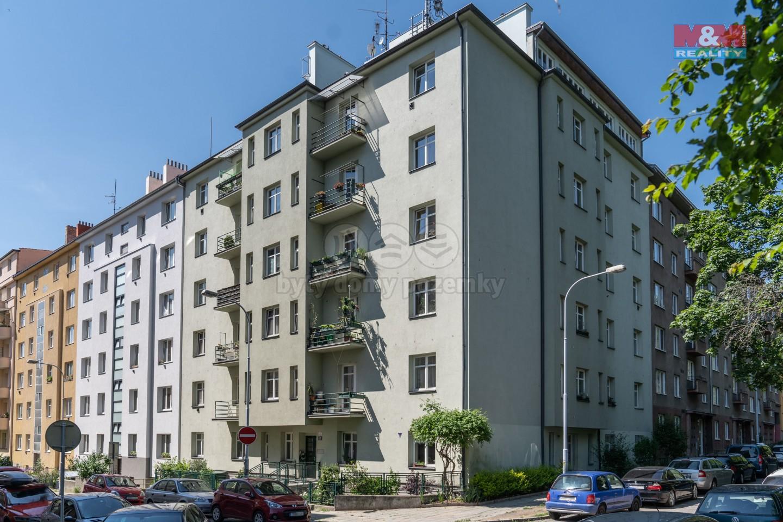 Prodej, byt 2+1, Brno - Veveří, ul. Stojanova