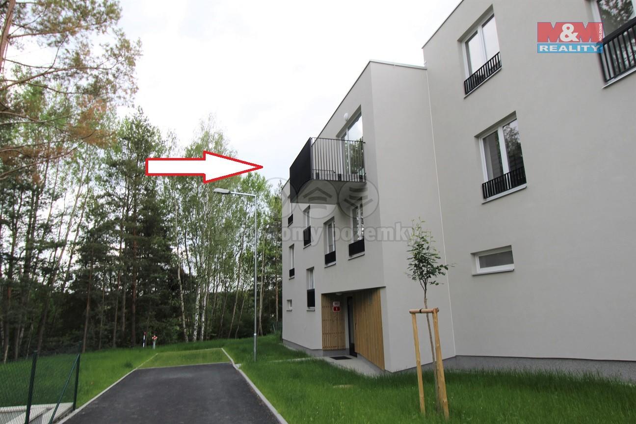 Pronájem, byt 1+kk, 34 m2, Valcha, ul. Sojková