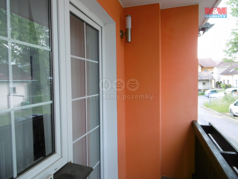 2. NP - byt - balkón