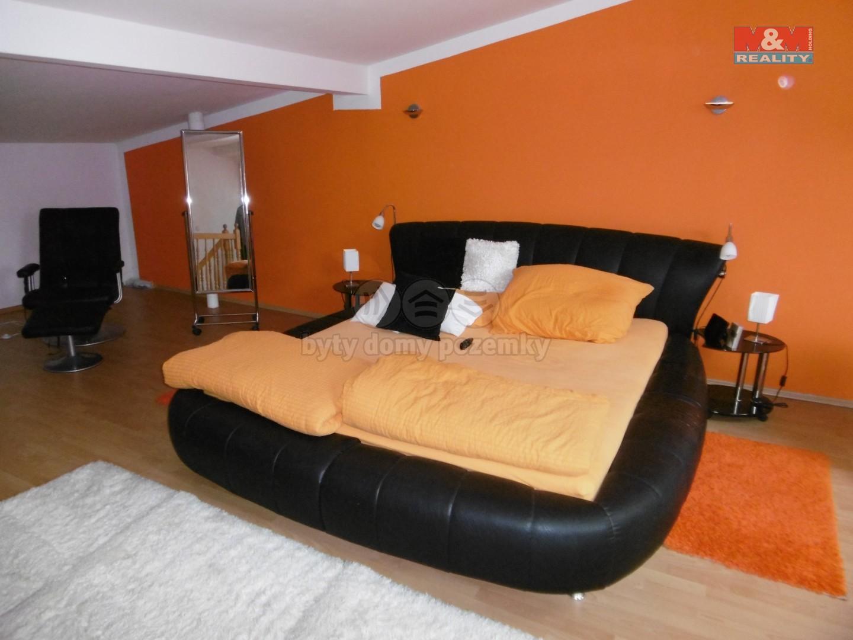 3. NP - byt - ložnice