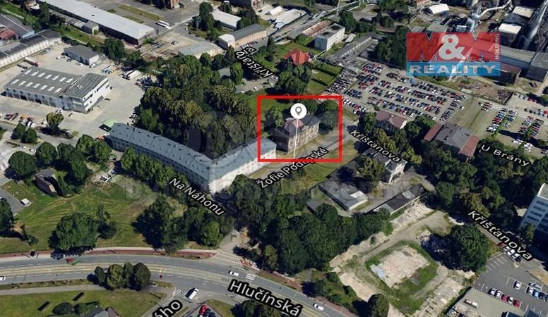 Prodej, rodinný dům, 780 m2, Ostrava, ul. Žofie Podlipské