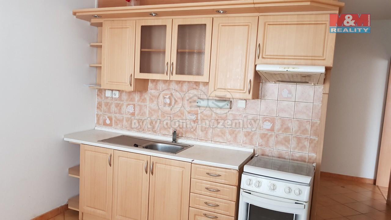 Pronájem, byt 2+1, 58 m2, Jirkov, ul. U Sauny
