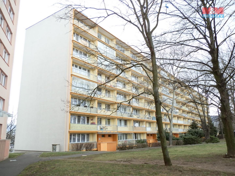 Prodej, byt 3+1, 76 m2, DV, Teplice, ul. Trnovanská