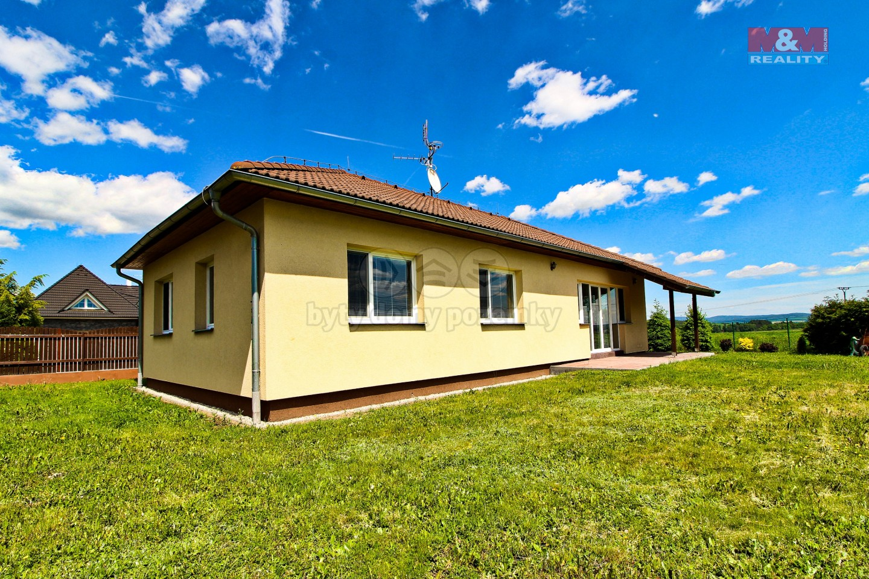 Prodej, rodinný dům 4+kk 130 m2, pozemek 1005 m2, Zruč-Senec