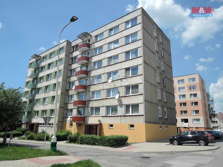Prodej, byt 3+1, 69 m2, Tábor, ul. Jesenského