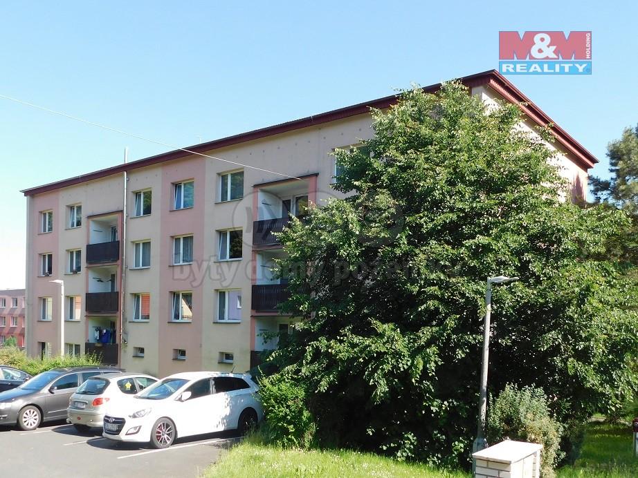 Prodej, byt 2+1, Chlumec, ul. Krušnohorská
