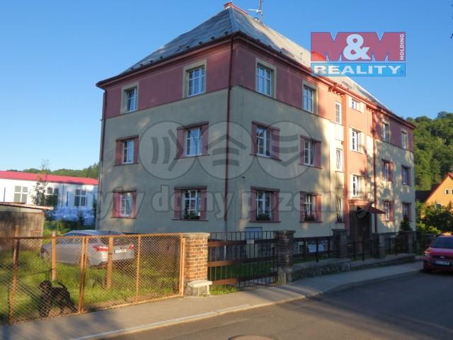 Pronájem, byt 1+1,Benešov nad Ploučnicí, ul.Bezručova