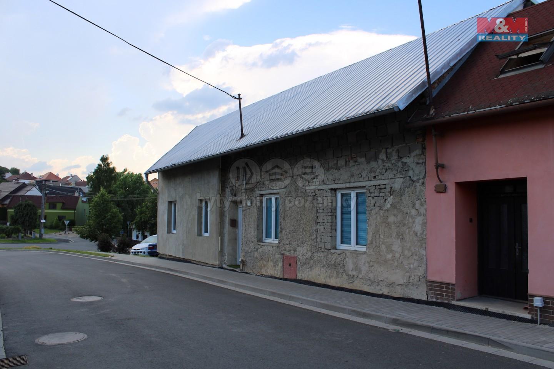 Prodej, rodinný dům 3+1, 357 m2, Traplice