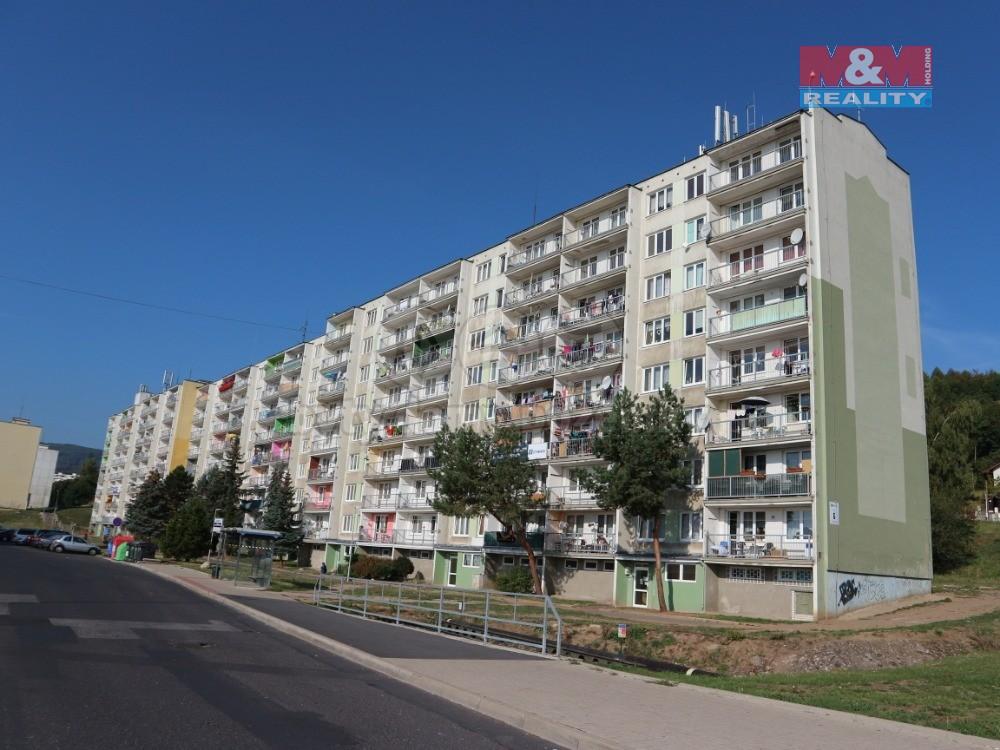 Prodej, byt 2+kk, 40 m2, OV, Litvínov, ul. Hamerská