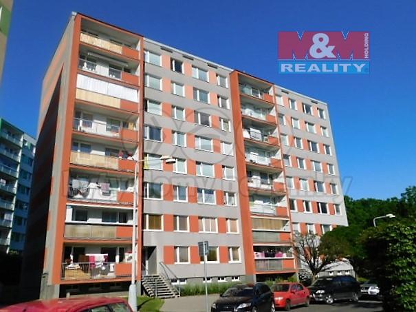 Prodej, byt, 2+kk, Litoměřice, ul. Kubínova