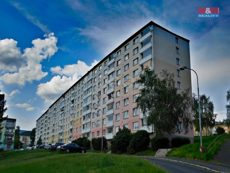 Prodej, byt 3+1, 76 m2, OV, Klášterec n/O, ul. Pionýrů