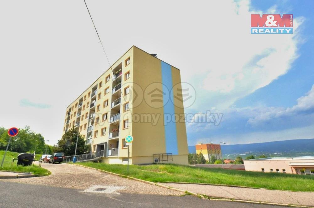 Prodej, byt 2+kk, 44 m2, DV, Teplice, ul. Březová