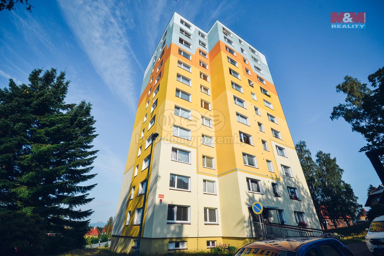 Prodej, byt 1+1, 42 m2, Jablonec nad Nisou, ul. 28. října