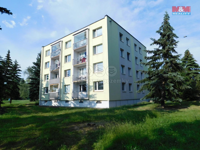 Prodej, byt 2+1, 53 m2, DV, Teplice, ul. Gagarinova