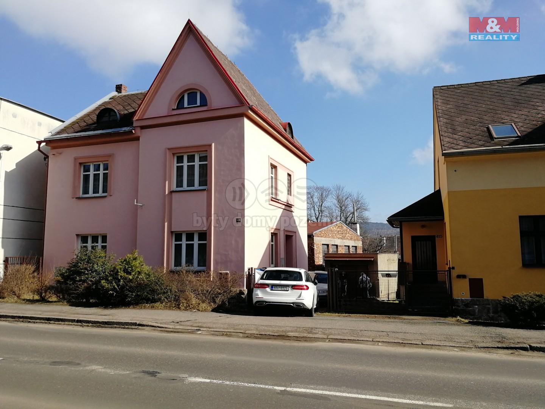 Prodej, rodinný dům, 164 m2, Velké Poříčí