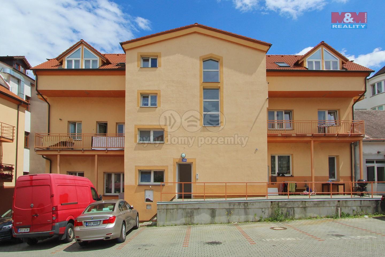 Prodej, nájemní dům, 450 m2, Plzeň, ul. Koperníkova