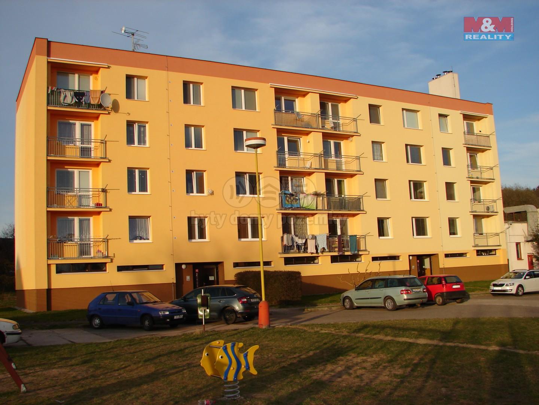 Pronájem, byt 2+1, 57 m2, Cerekvice nad Bystřicí