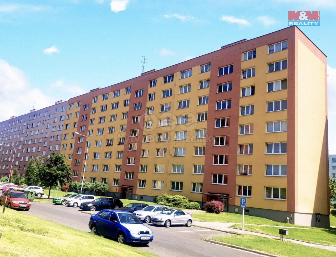 Prodej, byt 3+1, 74 m2, Ostrava - Dubina, ul. Fr. Formana