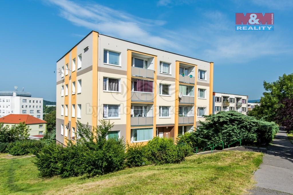 Prodej, byt 3+1, 70 m2,OV, Ústí nad Labem, ul. Jana Zajíce