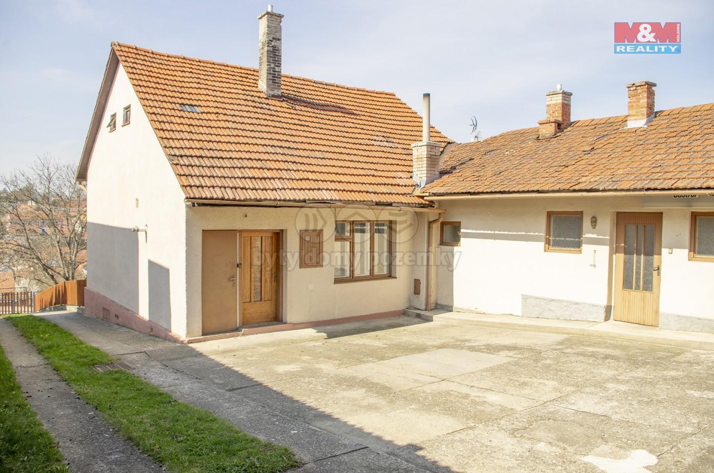 Prodej, rodinný dům, Vizovice, ul. Nová