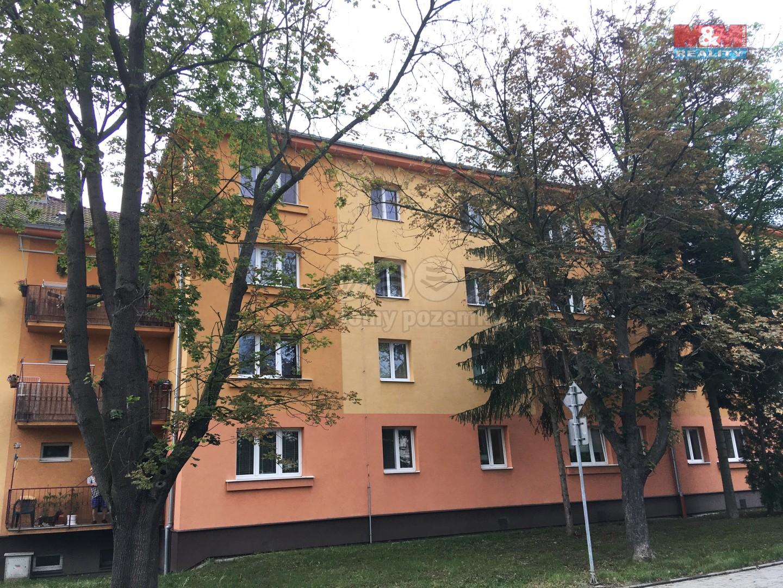 Prodej, byt 2+1, 57 m2, Hodonín, ul. nám. B. Martinů
