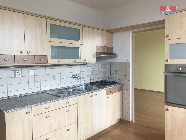 Prodej, byt 3+1, 79 m2, Brno - Lesná, ul. Barvy