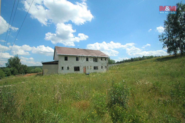 Prodej, pozemek, 2909m2, Nové Sedlo