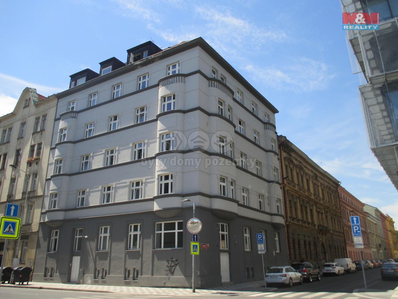 Pronájem, byt 3+kk, 101 m2, Praha 5 - Smíchov, ul. Svornosti