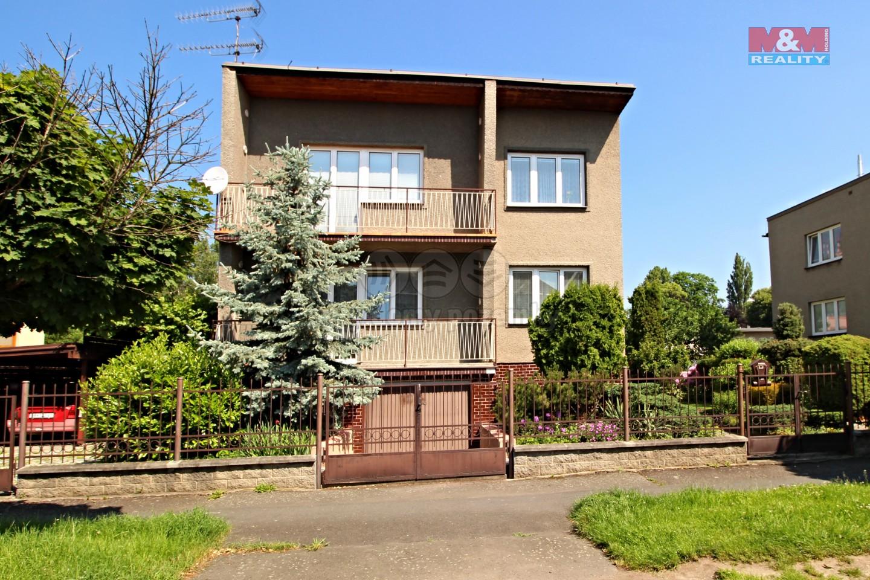 Prodej, rodinný dům 6+1, Krnov