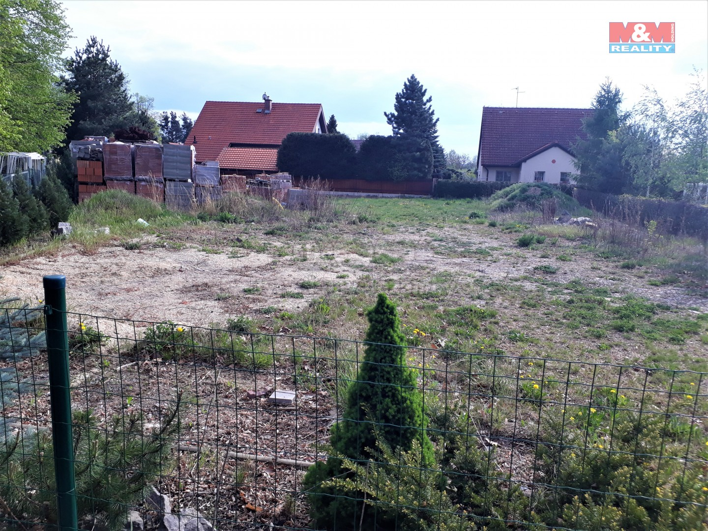 Prodej, stavební pozemek, 1249 m2, Dříteč