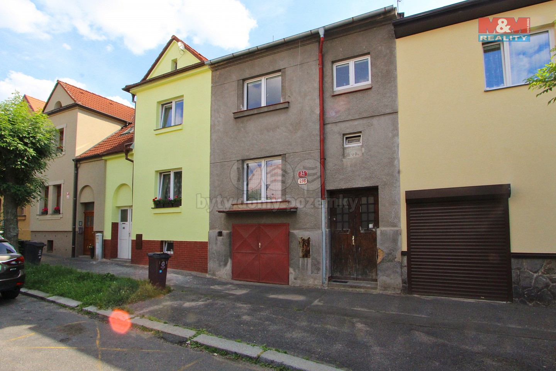 Prodej rodinný dům, 140 m2, Plzeň, ul. Sladovnická