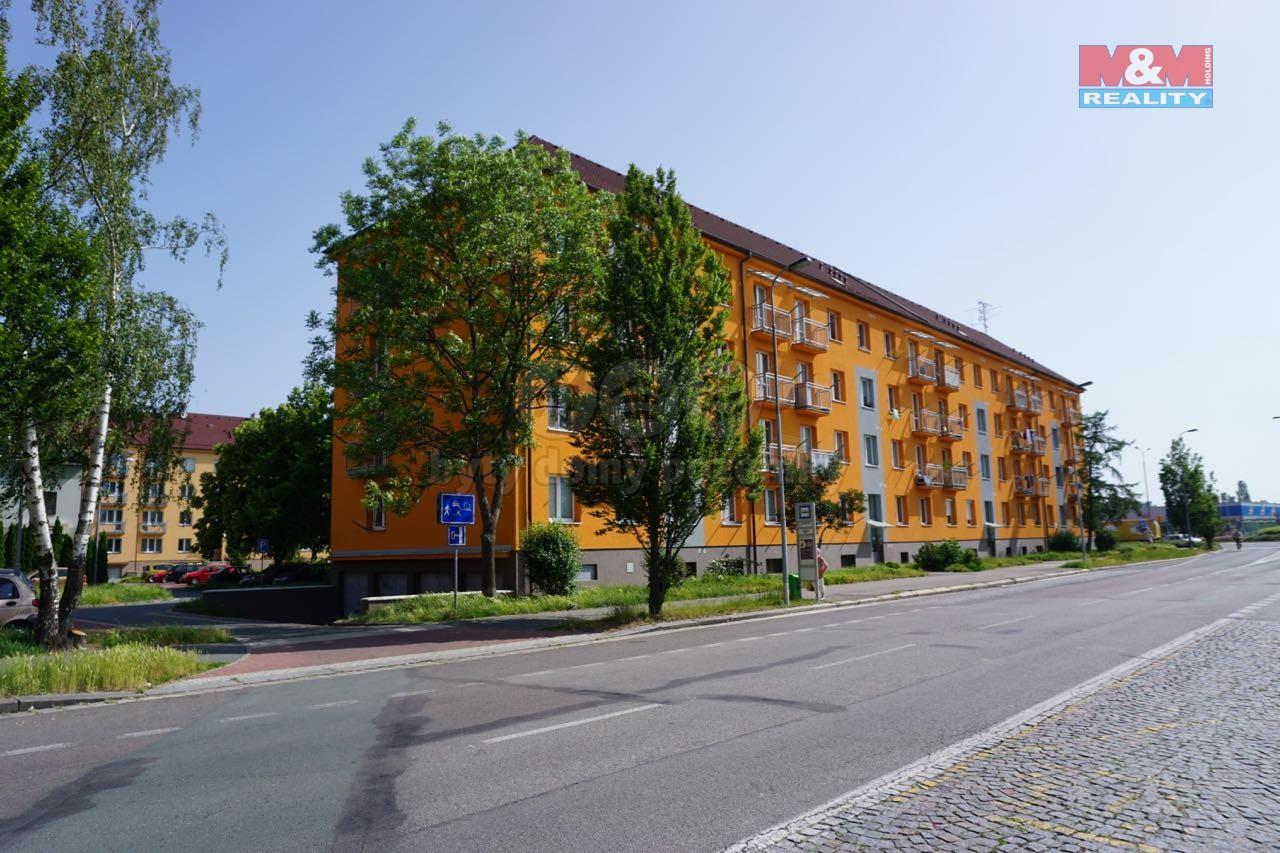 Prodej, byt 1+1, 34 m2, Pardubice - Zelené Předměstí