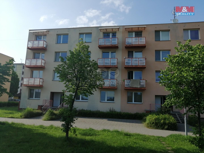 Prodej, byt 3+1, Letovice, ul. Komenského