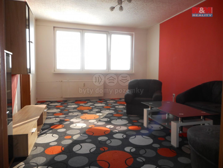 Pronájem, byt 3+1, 80 m2, Orlová, ul. F. S. Tůmy