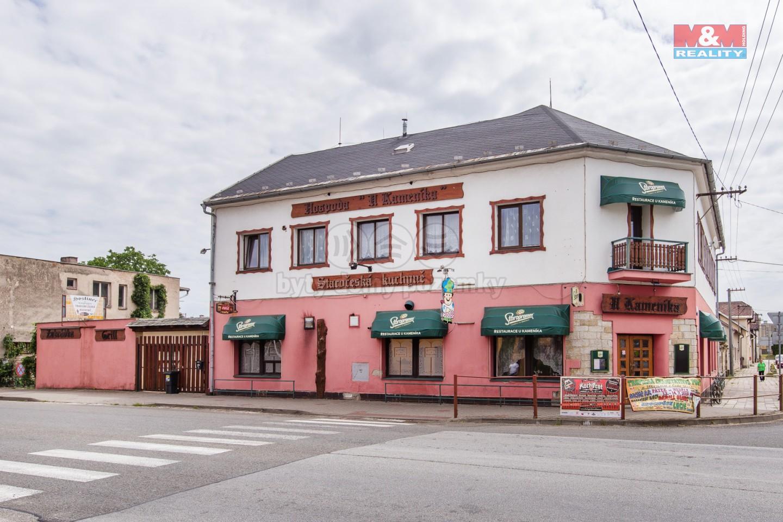 Prodej, restaurace, stravování, Ostroměř, ul. T. G. Masaryka