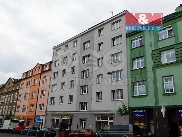 Prodej, byt 3+1, 69 m2, Děčín, ul. Pr. Holého