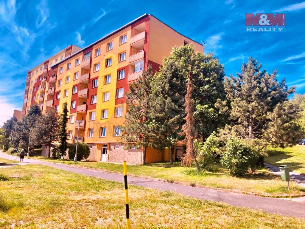 Prodej, byt 1+1, 36 m2, DV, Chomutov, ul. Zahradní