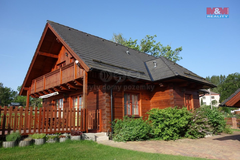 Prodej, chalupa 5+1, 1289 m2, Trhová Kamenice