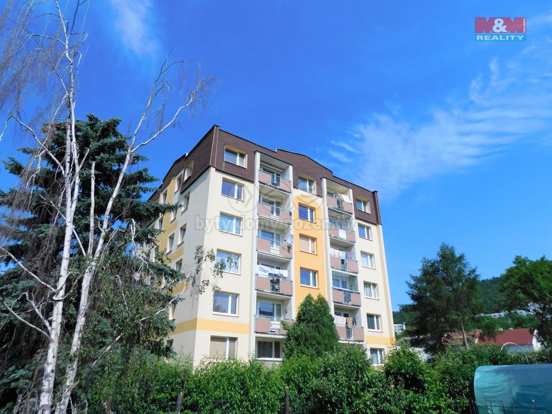 Prodej, byt 3+1, 70 m2, DV, Krupka, ul. Kollárova