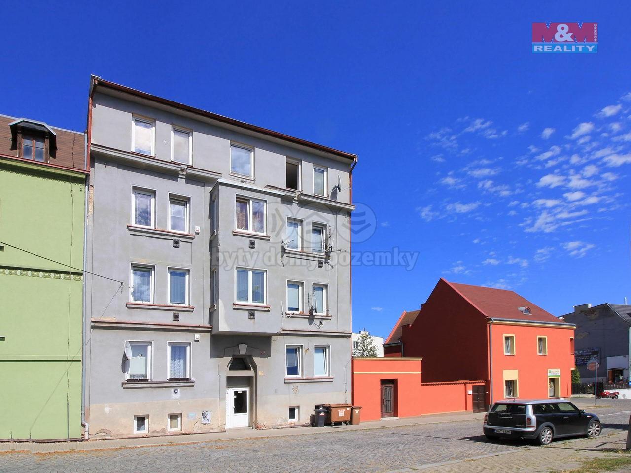 Prodej, byt 2+1 s garáží, OV, Ústí nad Labem