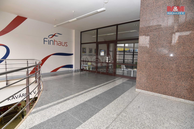 Podnájem, kancelářské prostory, 262 m2, Liberec, ul. 1. máje