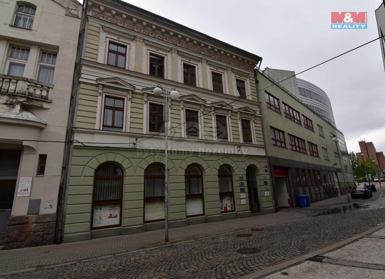 Podnájem, kancelářské prostory, 17m2, Liberec, ul. 1.máje